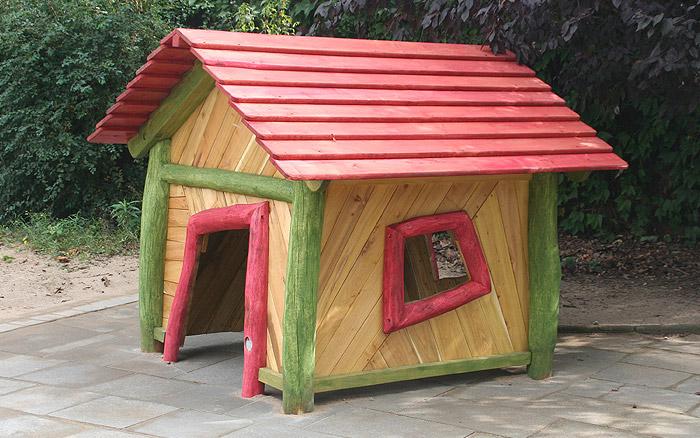 Holzarbeiten - Hütte